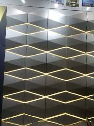 3d design aluminium composite panel