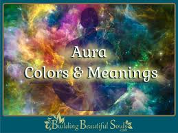 Spiritual Color Chart Aura Colors Aura Color Meanings And Messages