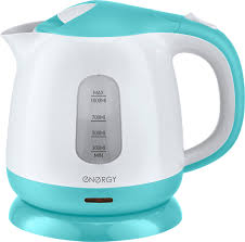 Купить электрический <b>чайник Energy E-275</b>, Пластик, белый ...