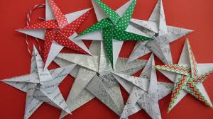 34 Uncommon How To Make Folded Paper 5 Point Stars