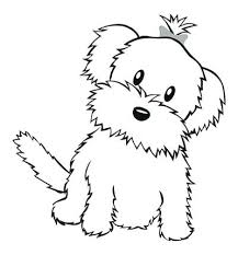 Dog Coloring Pages To Print Out Cute Dog Coloring Pages Dog Color