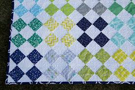 Patchwork on Point and 100 Quilts for Kids ~ Fresh Lemons Modern ... & Some ... Adamdwight.com
