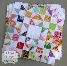 Epic HST Technique – Coriander Quilts & These are quilt blocks from several years ago that I had made for me in a  quilting bee. All the fabrics used are scraps from my stash-and I love  these ... Adamdwight.com
