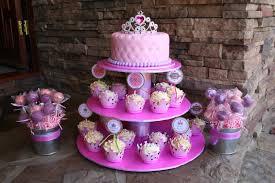 9 Princess Birthday Cake And Cupcakes Photo Princess Dress Cupcake