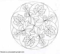 Mandala Di Natale Da Colorare Con Disegni Di Mandala Da Stampare E