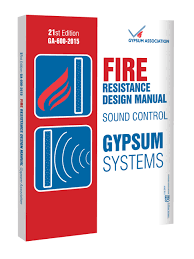 Gypsum Association Fire Resistance Design Manual Ga 600 Ga 600 15 Gypsum Fire Resistance Design Manual 21st