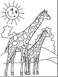 Giraffe Printable Template Printable Giraffe Template Printable