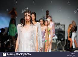 Venue Designer British Designer Ashish Catwalk At London Fashion Week