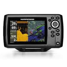 Unimap Charts Helix 5 Chirp Di Gps G2 Fishfinder Chartplotter Combo With Transom Mount Transducer And Unimap Charts
