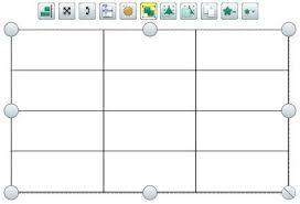 blank table chart template. blank table chart 5 \u2013 free templates, printable \u2026 template