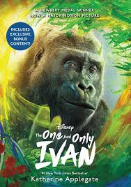 The One and Only Ivan Movie Tie-In Edition – HarperCollins