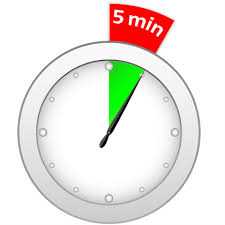 Set Timer Five Minutes Timer 5 Minutes Plannersweb