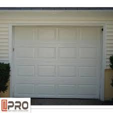Popular used garage doors sale aluminum garage door