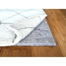 10x14 rug pad 1 4 inch superior felt thin rug pad for hardwood floors non slip
