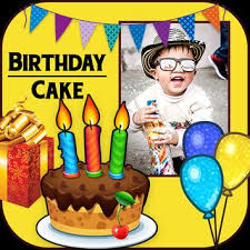 Birthday Cake Frames Happy Birthday Photo Editor For Android Apk