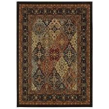 mohawk home karastan studio wander keil multi 8 ft x 11 ft area rug