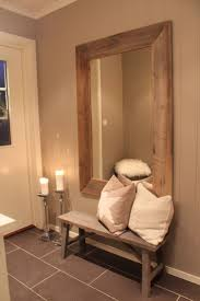 Framing A Large Mirror Best 25 Tile Mirror Frames Ideas On Pinterest Tile Mirror Tile