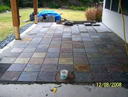 cost of patio pavers patio installation cost cost of concrete patio versus pavers