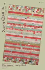 New Pattern for Fall Market – Charmed Jelly Roll | Quilting my way ... & The only other fabric ... Adamdwight.com