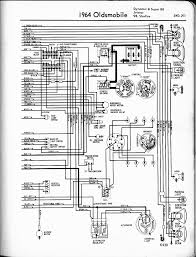 Oldsmobile wiring diagrams the old car manual project 65 ford wiring diagram 1965 f 85 left