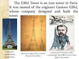 「engineer Gustave Eiffel,」の画像検索結果