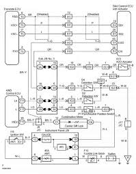 how to check wiring signal diagram toyota sequoia 2001 repair lock wiring diagram inspection procedure