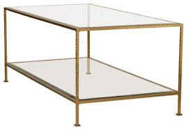 metal glass coffee table. Gold Leaf Coffee Tables Houzz Intended For And Glass Table Plan 8 Metal