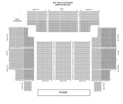 Harrah S Rio Vista Outdoor Amphitheater Seating Chart Rio Vista Outdoor Amphitheater At Harrahs Laughlin Seating