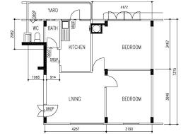redhill close 3 room 63 sqm