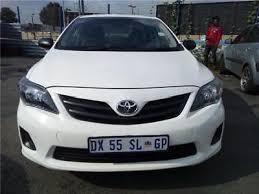 toyota corolla 2015 white. Simple Corolla Toyota Corolla In Johannesburg  Used Toyota Corolla White 2015  Johannesburg Mitula Cars For White H