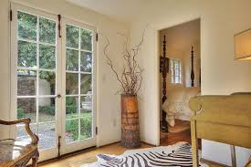 french doors french normandy stunner in montecito calif