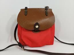 dooney bourke nylon small pocket cross grey in693 purse messenger bag for