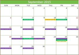 free daily calendar 2015 excel calendar templates carsaefc club