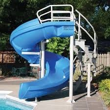 Plain Outdoor Pool With Slide Smith Vortex Swimming Top To Creativity Ideas