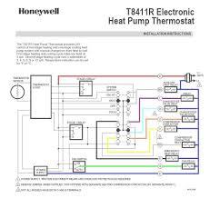 goodman thermostat. goodman heat pump wiring diagram thermostat