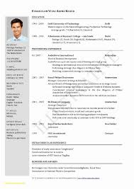 Resume Templates Pdf Form Download Now Google Resume Format New