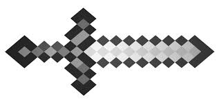 Small Picture Minecraft Sword Coloring Pages And glumme