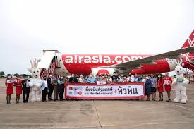 Spreading wings: AirAsia unveils two new routes in Thailand to boost  domestic travel