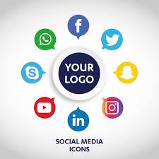facebook twitter instagram logo. Plain Instagram Set Of Most Popular Social Media Icons Twitter YouTube WhatsApp  Snapchat And Facebook Twitter Instagram Logo T