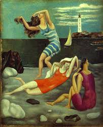 pablo picasso the bathers 1918