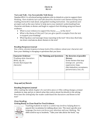 Rl 4 1 Anchor Chart Close Reading Teaches Students To