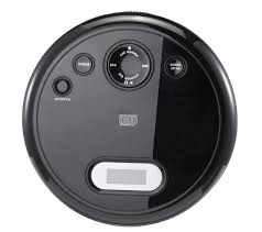 essentials cpercd11 personal cd player black
