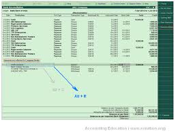 Bank Reconciliation Example Beauteous How To Do Automatic Bank Reconciliation In TallyERP 48 Accounting