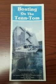 Details About Tennessee Tombigbee Waterway Development Authority Boating On The Tenn Tom
