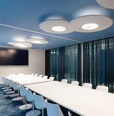 Acoustic Ceiling Lights Acoustic Lighting Optimal Room Effect With Light Acoustic
