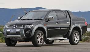 Pickup Truckss: Mitsubishi Pickup Trucks