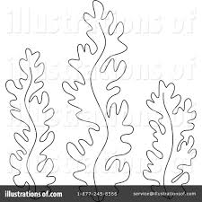 Awesome Inspiration Ideas Coloring Pages Seaweed Sea Weed Collection