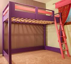 Building A Loft Bed Diy Loft Bed A Loft Bed Is A Great Space Saver For A Kids Room