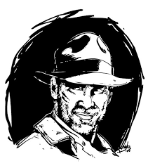Small Picture Indiana jones portrait coloring pages Hellokidscom