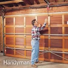 garage door tune upGarage Door TuneUp  Family Handyman